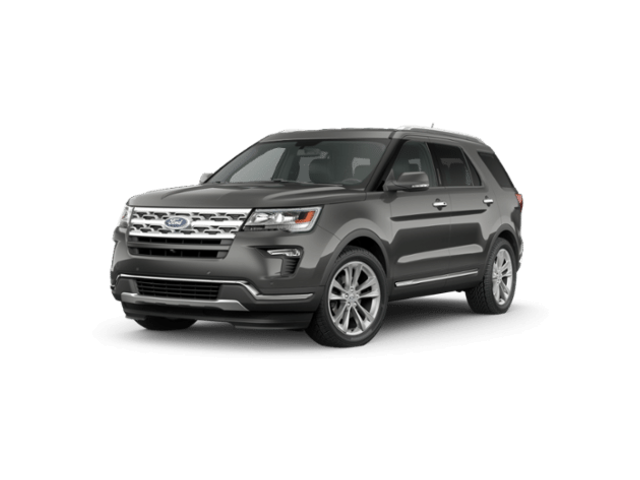 New 2019 Ford Explorer Limited SUV in Vicksburg, MI
